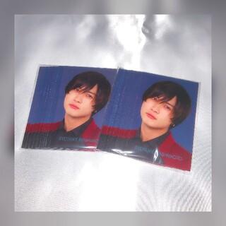 エービーシーズィー(A.B.C.-Z)のA.B.C-Z 橋本良亮 Myojo データカード大 9枚 まとめ売り(アイドルグッズ)