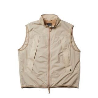 DAIWA - daiwa pier39 Tech cycling Vest beige
