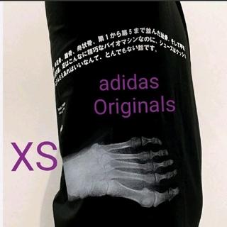 アディダス(adidas)のアディダス オリジナルス XS Tシャツ 日本語・英語グラフィック インパクト大(Tシャツ/カットソー(半袖/袖なし))