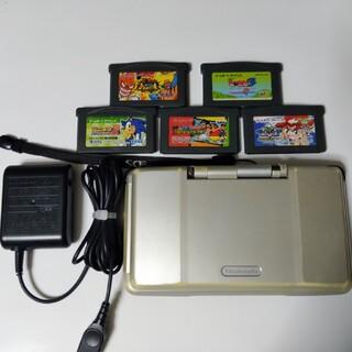 ニンテンドーDS(ニンテンドーDS)のニンテンドーDS  ゲームボーイソフトセット(携帯用ゲームソフト)