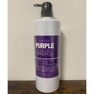 フィヨーレ クオルシア カラーシャンプー パープル 1000ml (カラーリング剤)