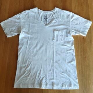 BEAUTY&YOUTH UNITED ARROWS - BEAUTY&YOUTH VネックポケットTシャツ ビューティー&ユース