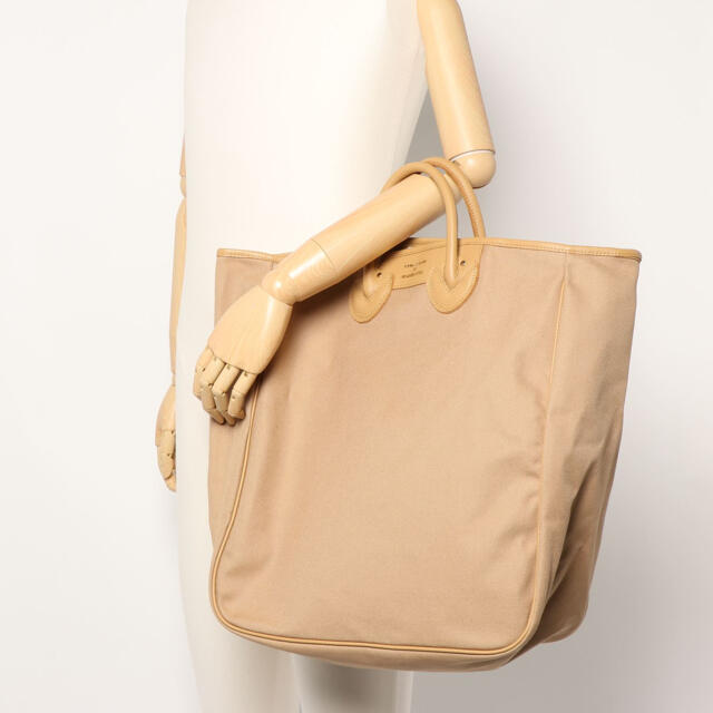 IENA(イエナ)の【YOUNG & OLSEN】CANVAS CARRYALL TOTE レディースのバッグ(トートバッグ)の商品写真