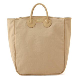 IENA - 【YOUNG & OLSEN】CANVAS CARRYALL TOTE