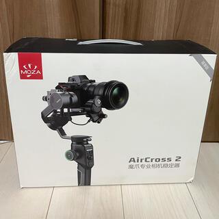 moza aircross 2。カメラジンバル。