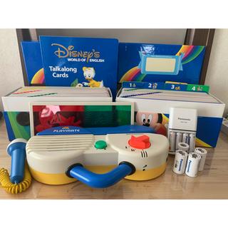Disney - 両面デジタルトークアロング ディズニー英語システム DWE