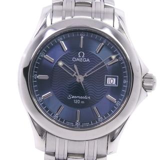 オメガ(OMEGA)のアナログ表示オメガ シーマスター120M   2511.81  ステンレススチ(腕時計(アナログ))