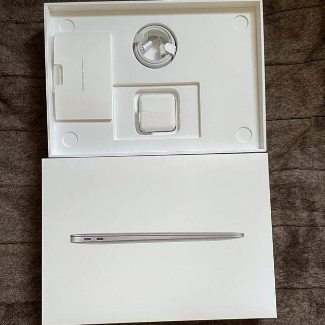 Apple(アップル)のm1macbook Air 256/16GB スマホ/家電/カメラのPC/タブレット(ノートPC)の商品写真