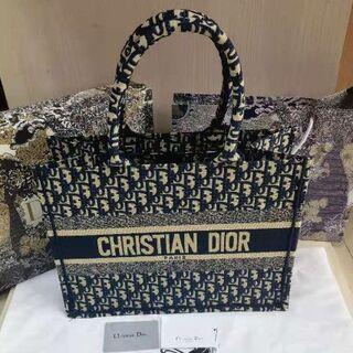 Christian Dior - DIOR ブックトート スモール ディオール ブックトート