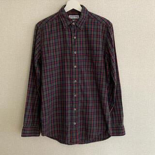 アメリカンアパレル(American Apparel)のAmerican Apparel フランネルチェックシャツ(シャツ/ブラウス(長袖/七分))
