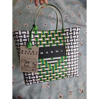 Marni - ❀美品❀MARNI☂マルニ♥ ピクニックバッグ  未使用 レディース