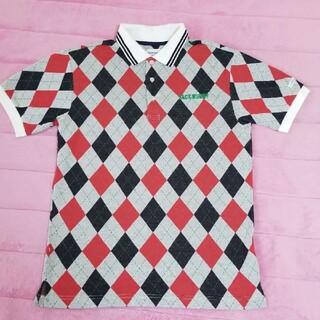 パーリーゲイツ(PEARLY GATES)の美品 パーリーゲイツ ジャックバニー 半袖ポロシャツ メンズ サイズ4 中古品(ウエア)
