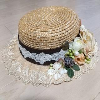 Innocent World - フラワーカンカン帽