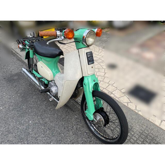 ホンダ(ホンダ)のスーパーカブ50 自動車/バイクのバイク(車体)の商品写真