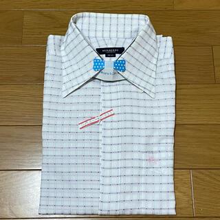 バーバリー(BURBERRY)の【難あり】Burberry長袖チェックシャツ(シャツ)