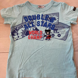 DOUBLE.B - DOUBLE.B mikihouses  Tシャツ 100