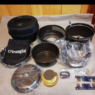 トランギア ストームクッカーS セット(調理器具)