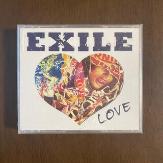 エグザイル(EXILE)のEXILE 「LOVE」(ポップス/ロック(邦楽))