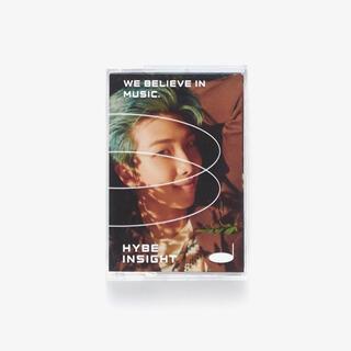 BTS HIVE insight museum V テヒョン テテ フォトカード