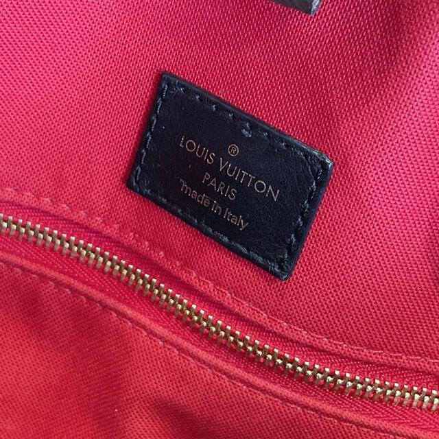 LOUIS VUITTON(ルイヴィトン)のルイヴィトン オンザゴーGM美品 レディースのバッグ(トートバッグ)の商品写真