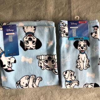 ディズニー(Disney)の101匹わんちゃん バスタオルとフェイスタオルセット販売(タオル/バス用品)