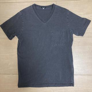 FREAK'S STORE - フリークスストア Vネック ポケットTシャツ M