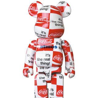 メディコムトイ(MEDICOM TOY)の atmos Coca-Cola BE@RBRICK 1000% (その他)