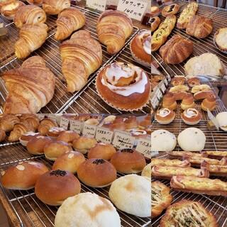 手作りパン詰め合わせ(パン)