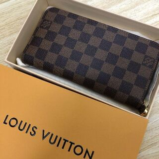 LOUIS VUITTON - ルイ・ヴィトン ジッピー・ウォレット 長財布 N41661