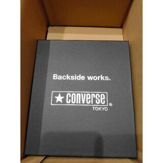 コンバース(CONVERSE)のCONVERSE Backside works「履かないの?」アクリルスタンド(その他)