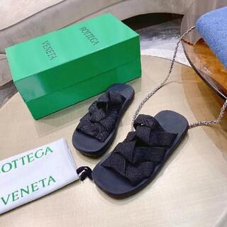Bottega Veneta - 【Bottega Veneta】イントレチャート サンダル