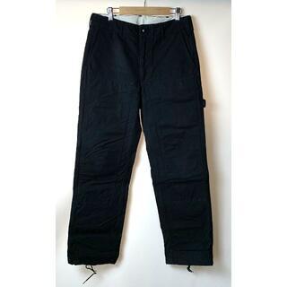 エンジニアードガーメンツ(Engineered Garments)のエンジニアードガーメンツ ダブルニー ペインターパンツ ブラック 30(ペインターパンツ)