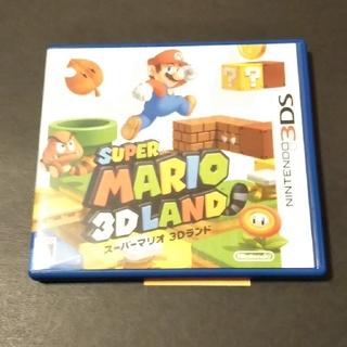 ニンテンドー3DS(ニンテンドー3DS)の●値下げ●動作確認済● スーパーマリオ 3Dランド ②  3DS(携帯用ゲームソフト)