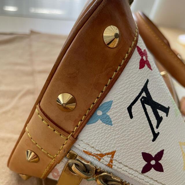 LOUIS VUITTON(ルイヴィトン)のアルマモノグラムマルチカラーハンドバッグ レディースのバッグ(ハンドバッグ)の商品写真