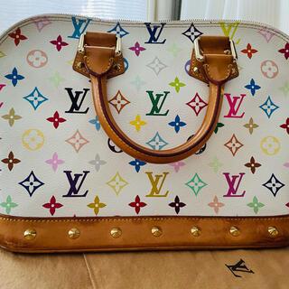LOUIS VUITTON - アルマモノグラムマルチカラーハンドバッグ