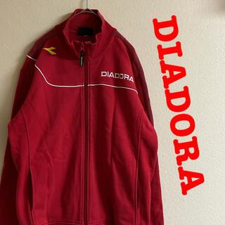 ディアドラ(DIADORA)のDIADORA ディアドラ ジップアップ  スウェット トレーナー(スウェット)