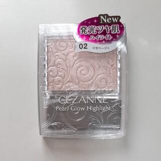 CEZANNE(セザンヌ化粧品) - セザンヌ ハイライト ロゼベージュ