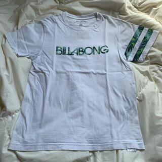 ビラボン(billabong)のビラボン BILLA BONG Tシャツ sizeM ボタニカル柄(Tシャツ(半袖/袖なし))