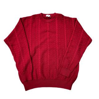 ジバンシィ(GIVENCHY)の新品未使用 ジバンシィー 総ロゴ セーター 上質(ニット/セーター)
