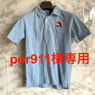 THE NORTH FACE - ◇ノースフェイス◇kids150サイズ ポロシャツ