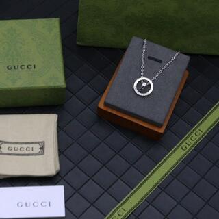 Gucci - 【超美品】GUCCI ネックレス 男女兼用 ペンダント