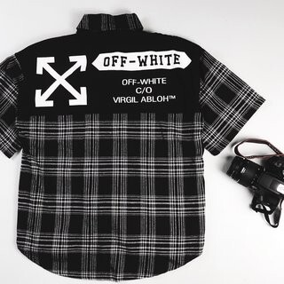 OFF-WHITE - 21SS  新品 OFF-WHITE S-51465