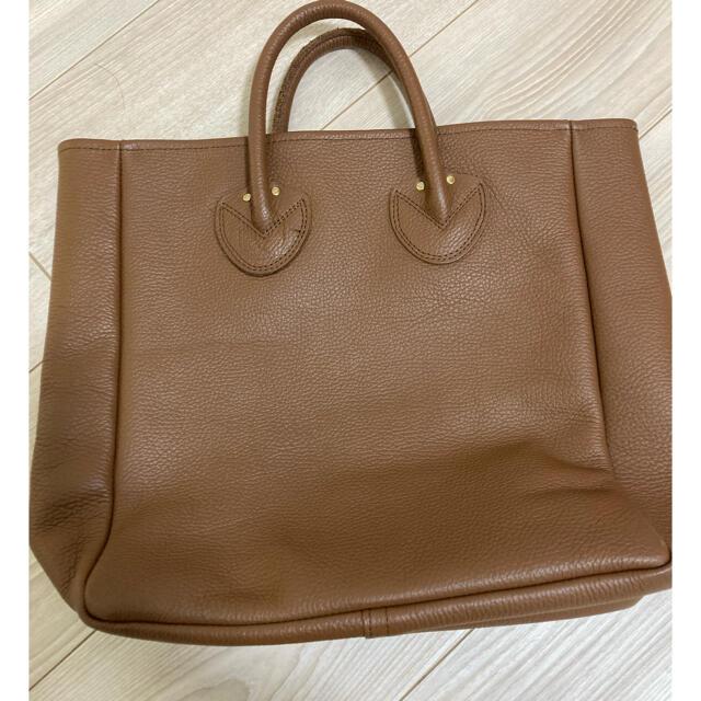 IENA(イエナ)の値下げ ヤングアンドオルセン トートバッグMブラウン レディースのバッグ(トートバッグ)の商品写真