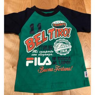 FILA - こども Tシャツ 110