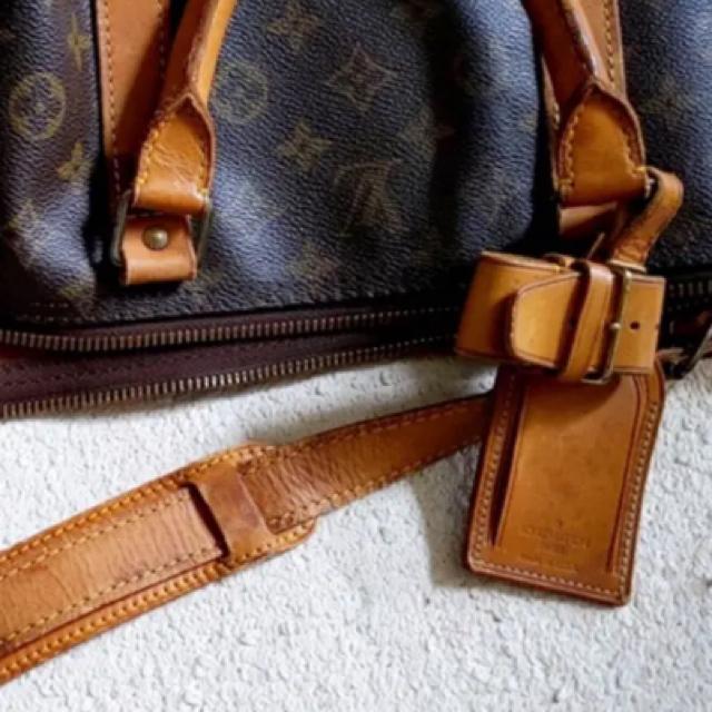 LOUIS VUITTON(ルイヴィトン)の【期間限定セール】ルイヴィトン モノグラム バンドリエール ボストンバッグ 60 レディースのバッグ(ボストンバッグ)の商品写真