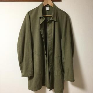 Vintage euro shop coat (カバーオール)