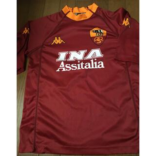 カッパ(Kappa)のセリエA  カッパ ASローマ ジュニアサッカーユニホーム(ウェア)