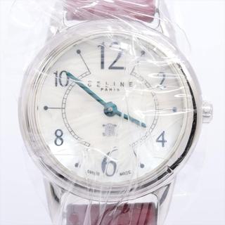 celine - セリーヌ  SS×社外革   レディース 腕時計