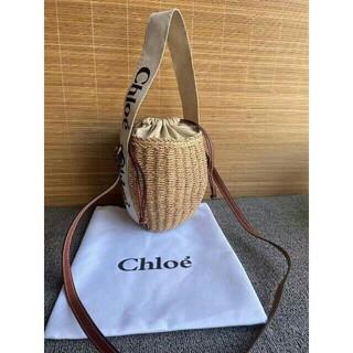 Chloe - 新品 CHLOE かごバッグ バケットバッグ
