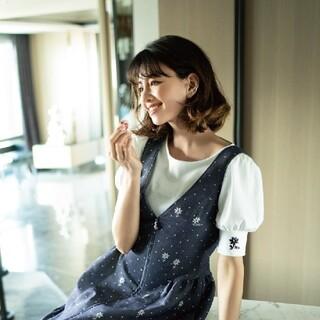 M'S GRACY - 【新作】エムズグレイシー カットソー